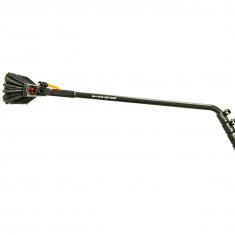 """QuicK-LoQ Long Carbon Gooseneck 25"""" (63cm) 55° - Deep Reach"""