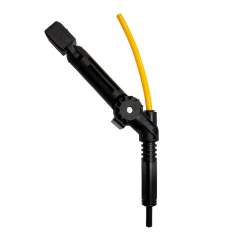QuicK-LoQ Angle Adapter (Type 1) with LONG SWIVEL Gooseneck