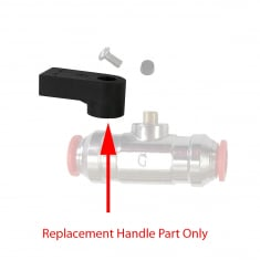 Replacement Handle for the Push Fit Flow Valve