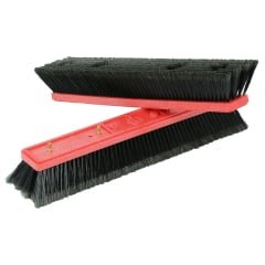 Ultimate 35cm Brush - Flocked - Old Jet Style