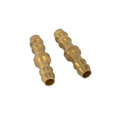 Brass Pencil Jets Larger Jet Size (3mm) x2