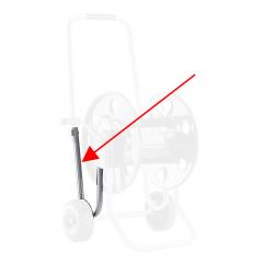 U-Bend Frame Part for Wheeled Claber Reel - Last 2