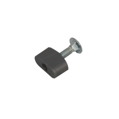 Claber Lightweight Hose Reel Spares - Bolt and Wing Nut for side rim