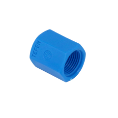 Female to Female BSP Threaded Connector  - Nylon