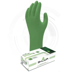 Biodegradable Nitrile Disposable Gloves x 100