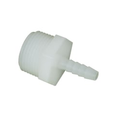Nylon Male Screw Thread to Hose Barb Fittings