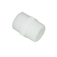 Nylon Male to Male Screw Thread Connector