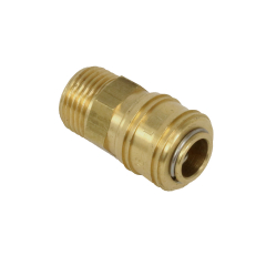 """Pro 26 End Stop to 1/2"""" Male Screw"""