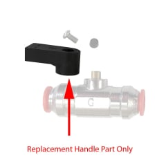 Replacement Handle for the Push-Fit Flow Valve