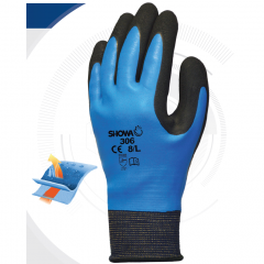 Showa 306 Breathable & Water Repellent Gloves