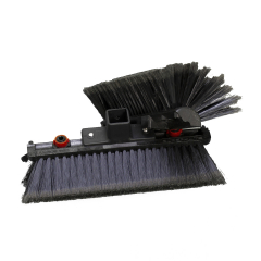 Sill Brush 24cm - Single Trim - Flocked