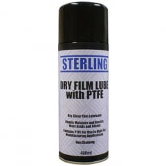 PTFE Dry Film Spray 400ml - Commercial Grade