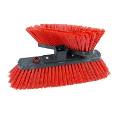 Supreme 23cm Brush - Stiff  - Red Bristles