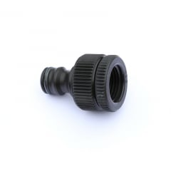 """Tap Connector - 3/4"""" & 1/2"""" Female Thread to Male Plug"""