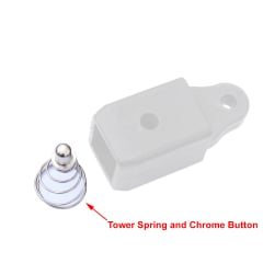 Tower Spring & Button for Quick-LoQ Swivel Goosenecks