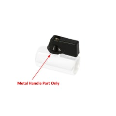 Replacement Metal Handle for Mini Ball Valve